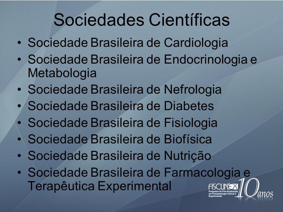 Sociedades Científicas