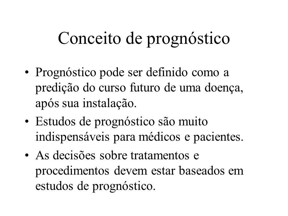 Conceito de prognóstico