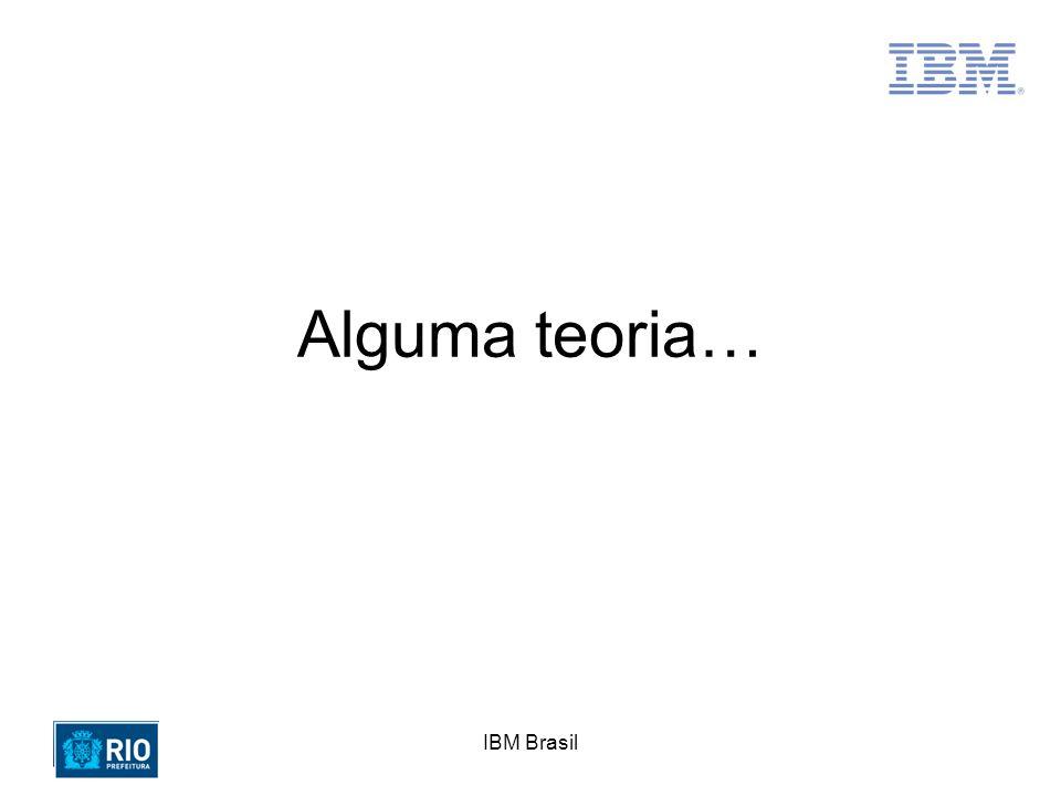 Alguma teoria… IBM Brasil