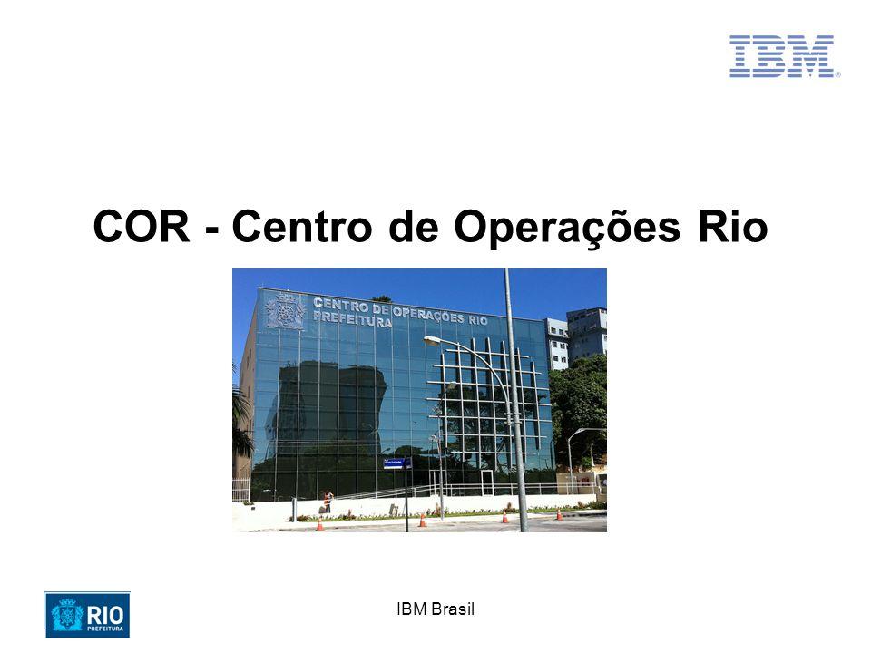 COR - Centro de Operações Rio