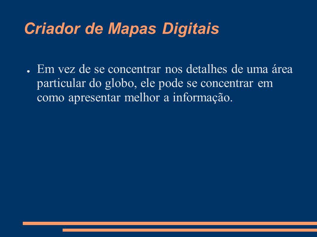 Criador de Mapas Digitais