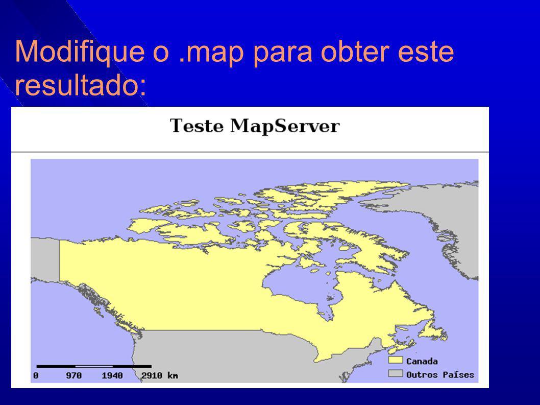 Modifique o .map para obter este resultado: