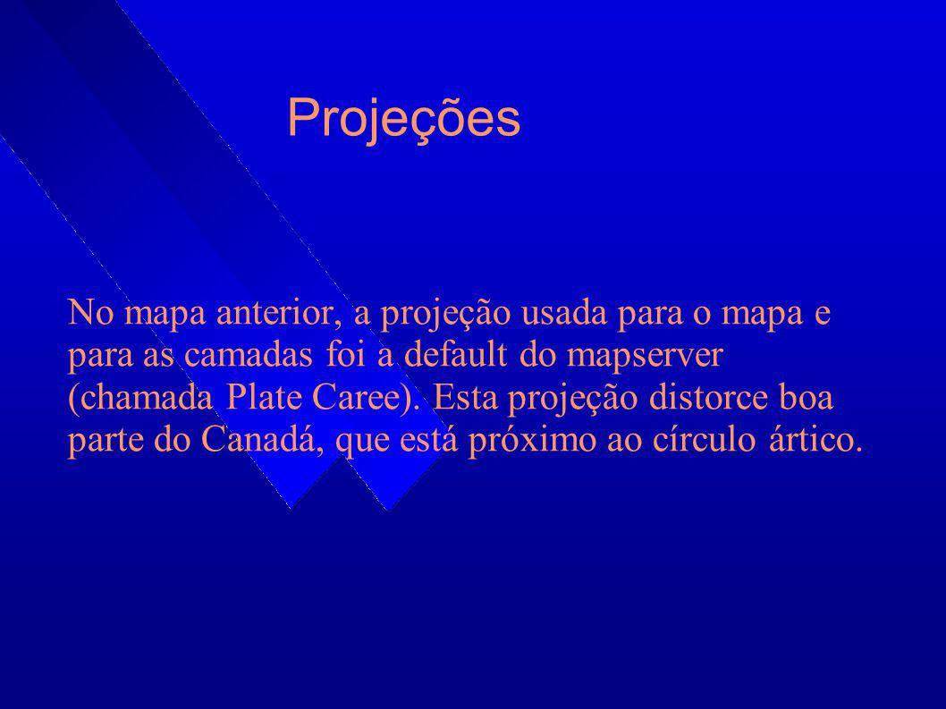 Projeções