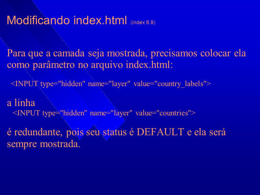 Modificando index.html (index 6.9)