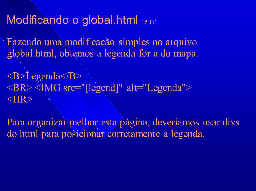 Modificando o global.html ( 6.11)