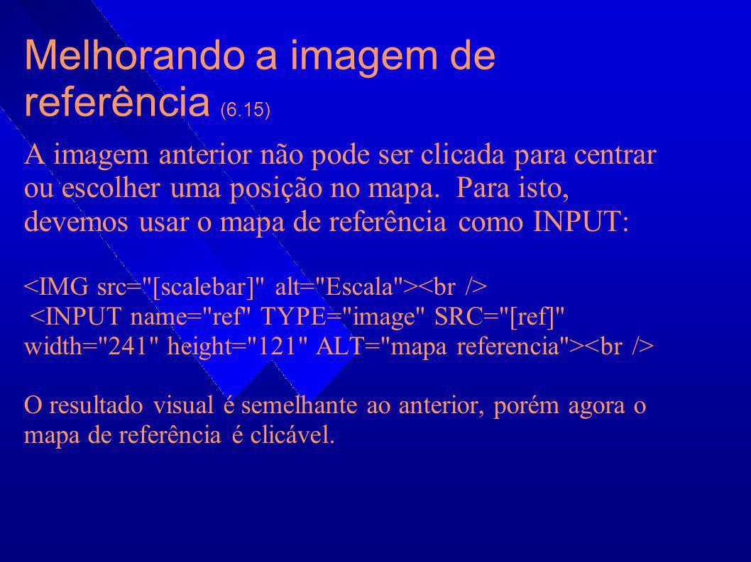 Melhorando a imagem de referência (6.15)