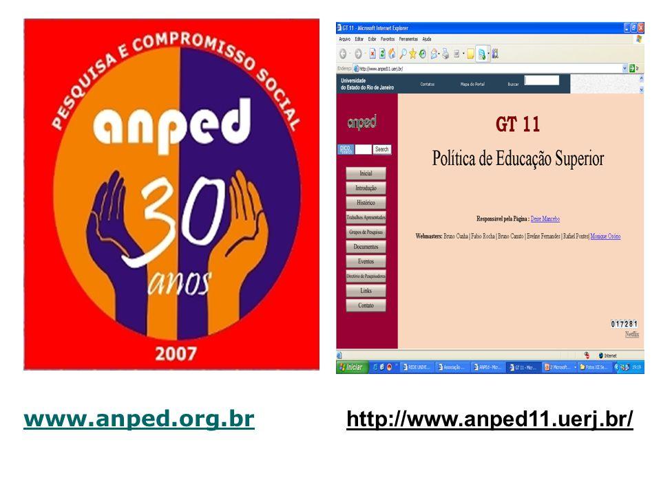 www.anped.org.br http://www.anped11.uerj.br/