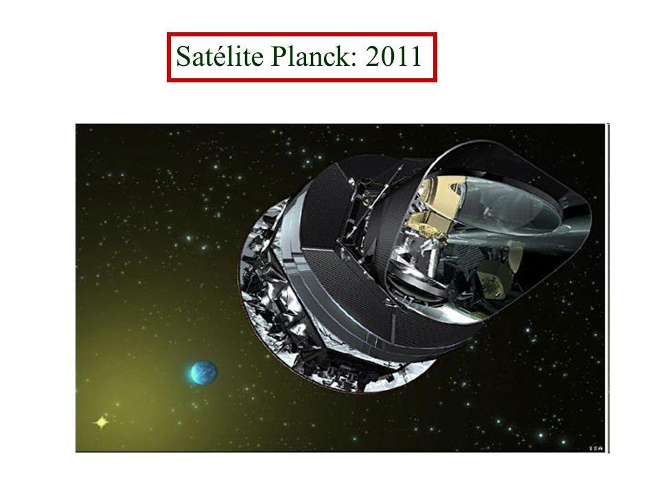 Satélite Planck: 2011
