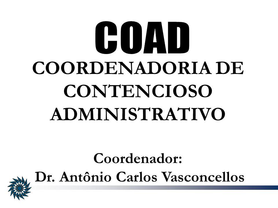 COORDENADORIA DE CONTENCIOSO ADMINISTRATIVO