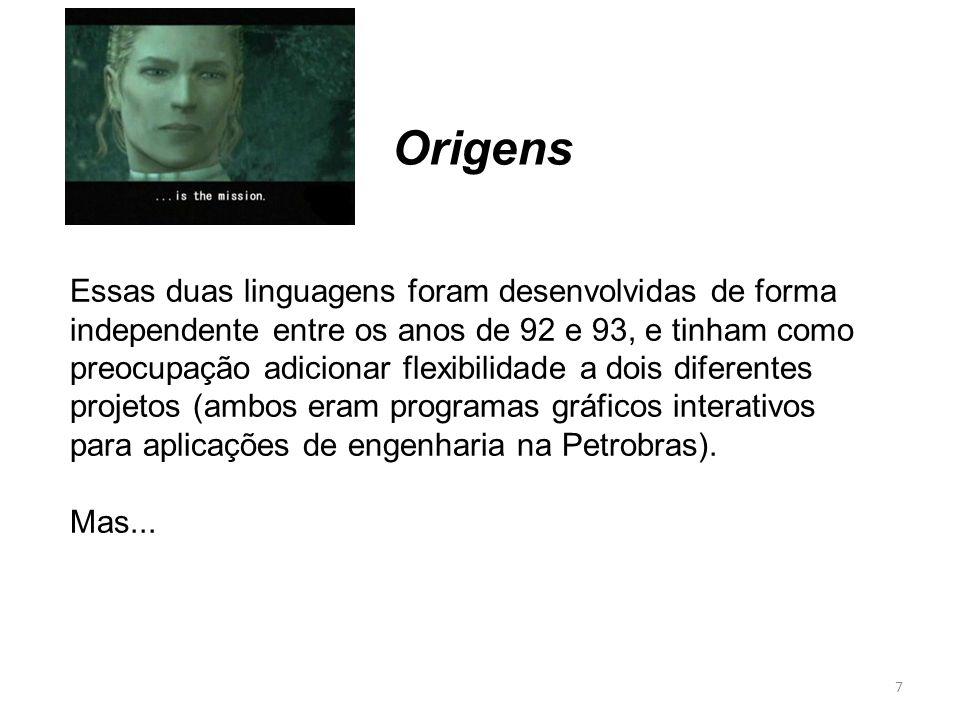 Origens Origens.