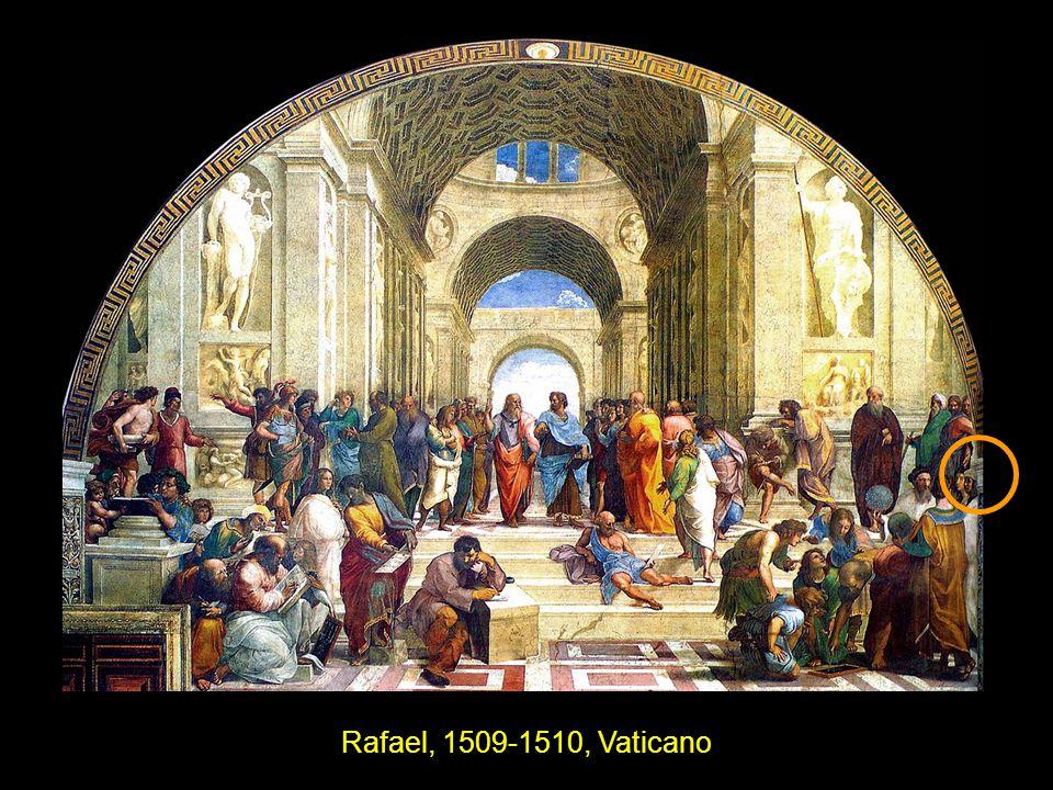 Rafael, 1509-1510, Vaticano