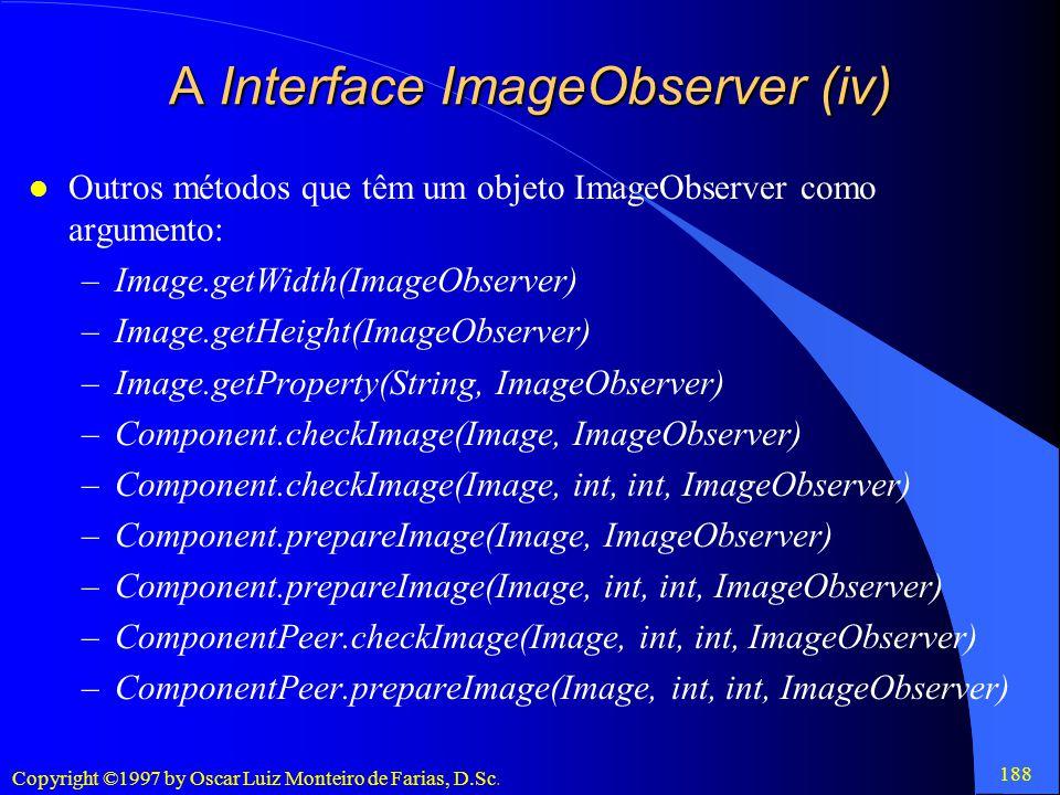 A Interface ImageObserver (iv)