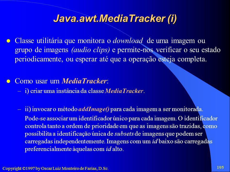 Java.awt.MediaTracker (i)