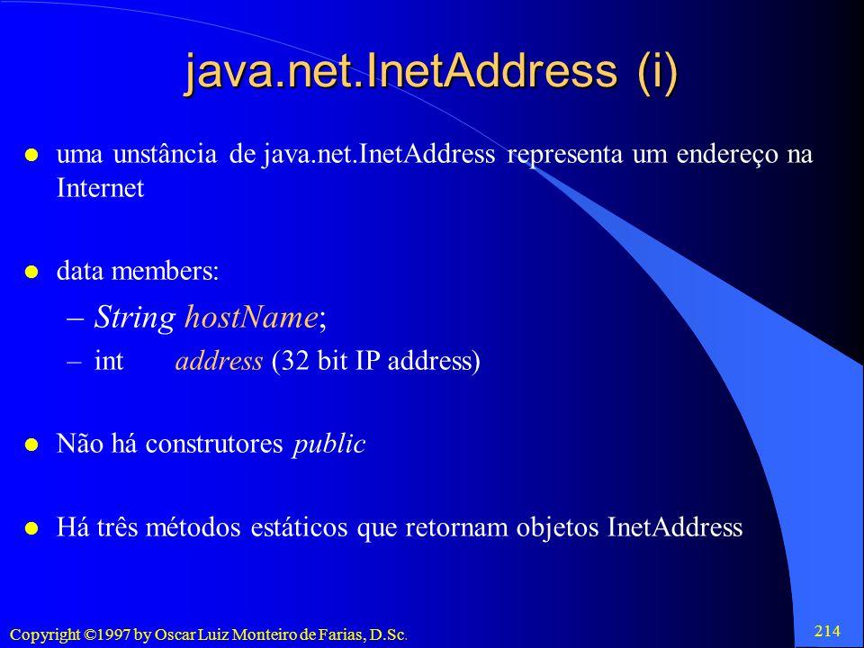 java.net.InetAddress (i)