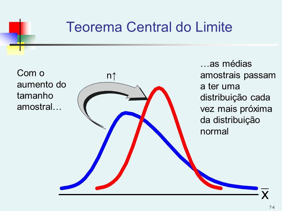 Teorema Central do Limite