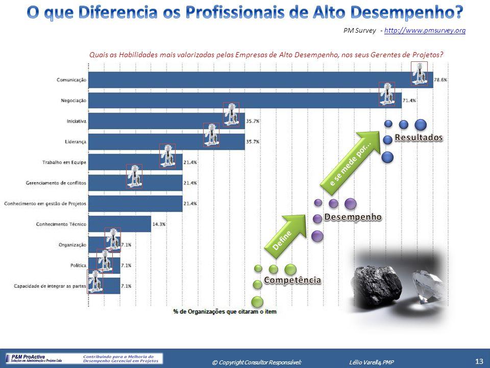 O que Diferencia os Profissionais de Alto Desempenho