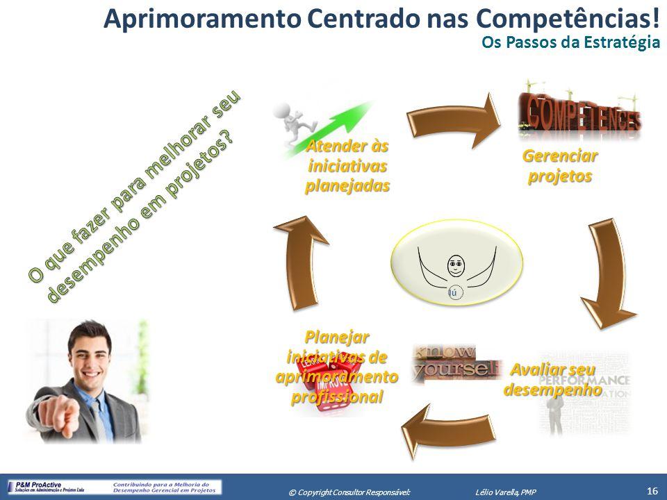 Aprimoramento Centrado nas Competências!