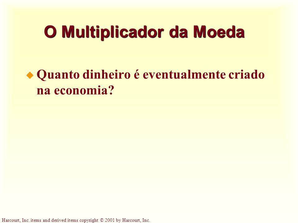 O Multiplicador da Moeda