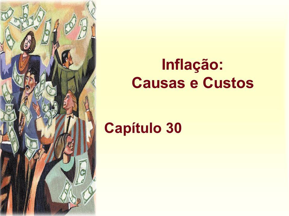 Inflação: Causas e Custos