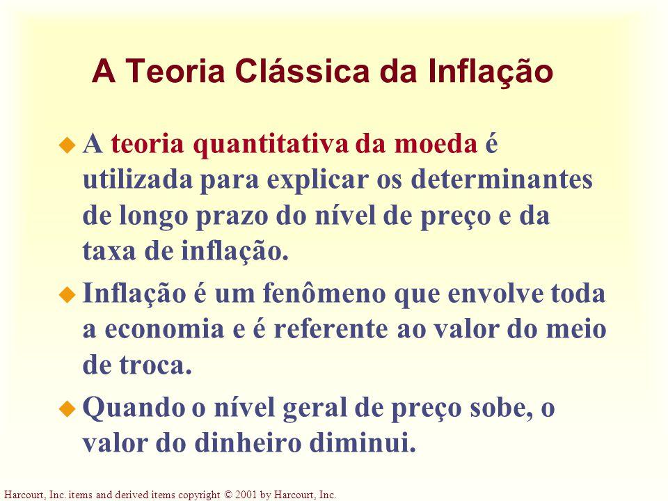 A Teoria Clássica da Inflação
