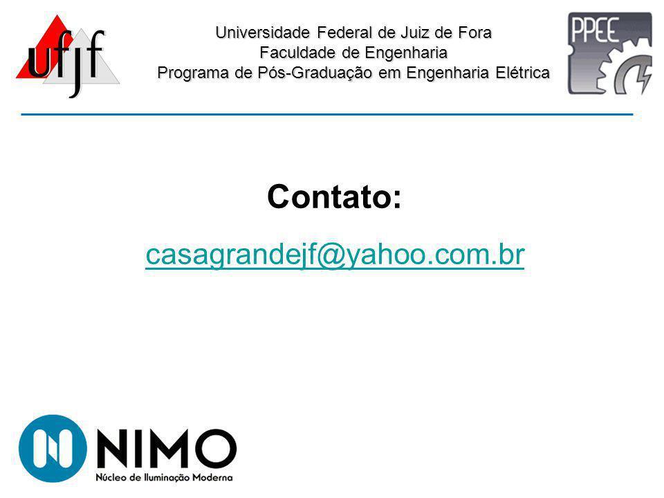 Contato: casagrandejf@yahoo.com.br
