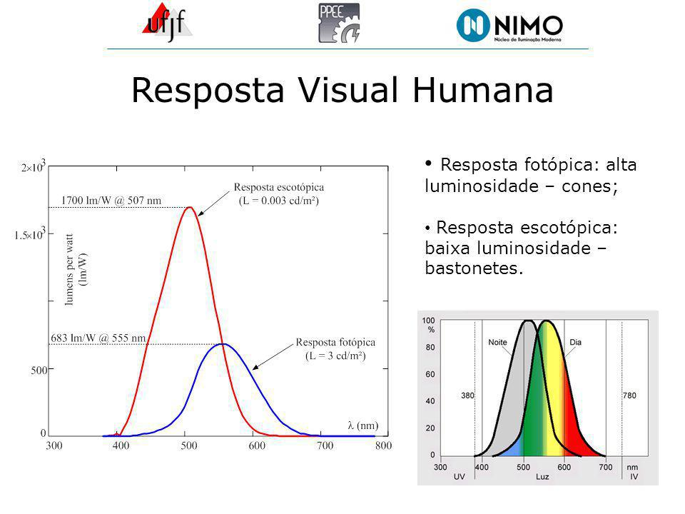 Resposta Visual Humana