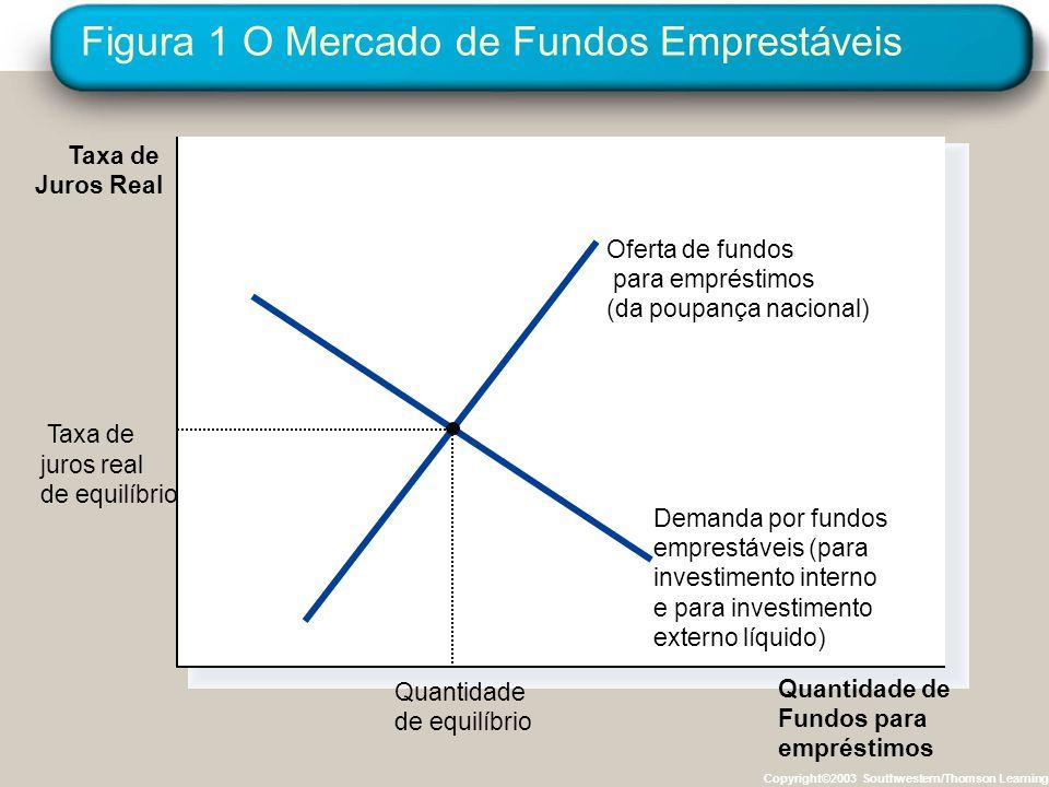 Figura 1 O Mercado de Fundos Emprestáveis