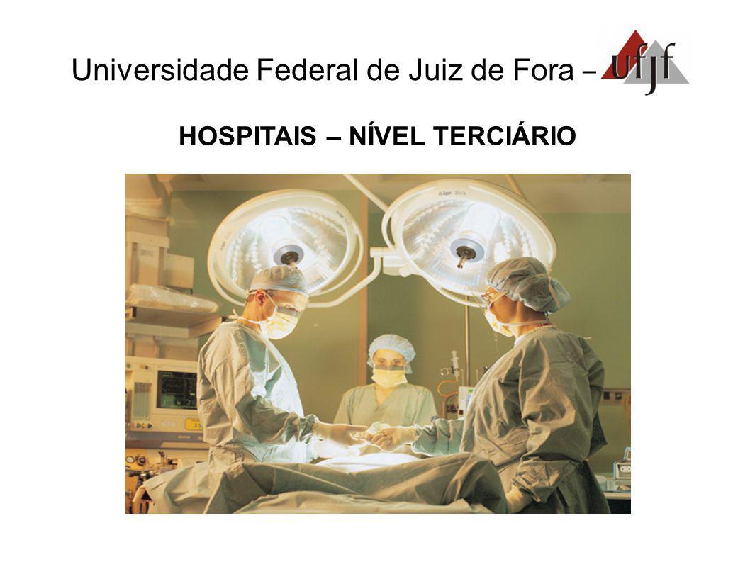 HOSPITAIS – NÍVEL TERCIÁRIO