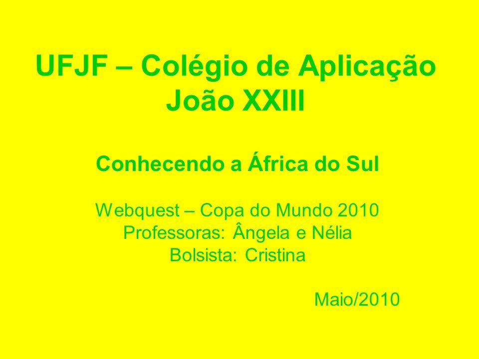 UFJF – Colégio de Aplicação João XXIII