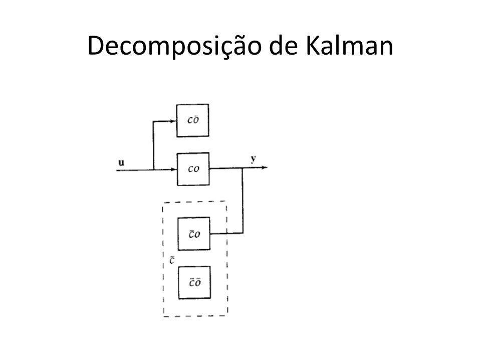 Decomposição de Kalman