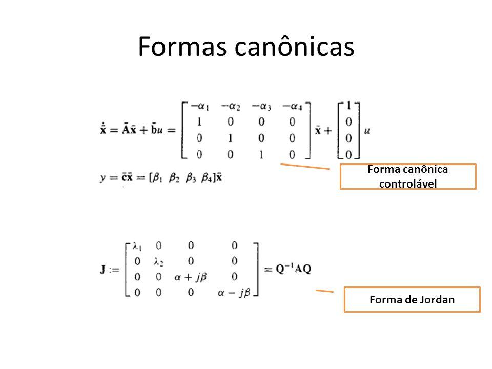 Forma canônica controlável