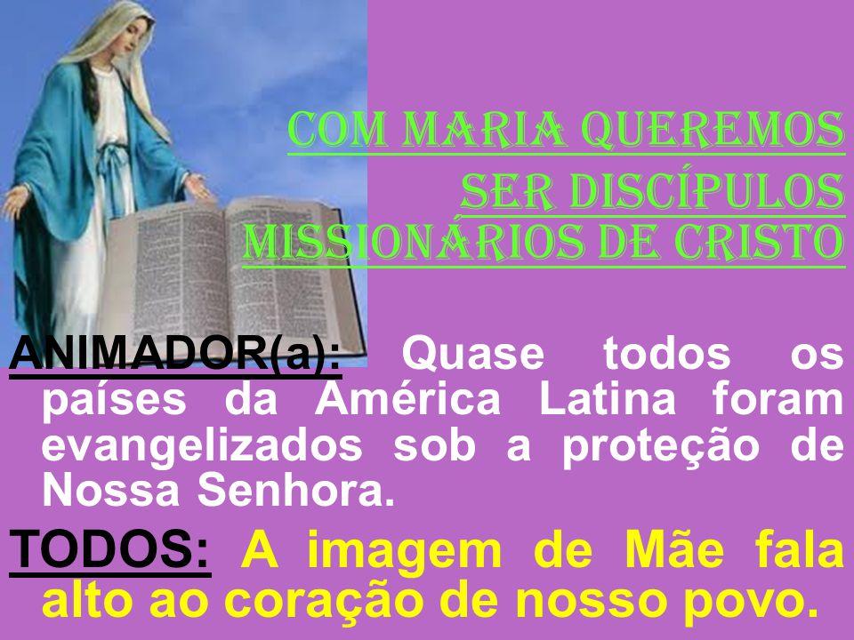 SER DISCÍPULOS MISSIONÁRIOS DE CRISTO