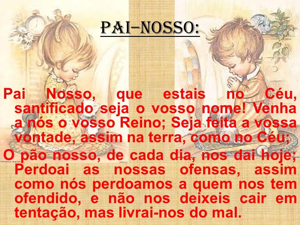 PAI–NOSSO: