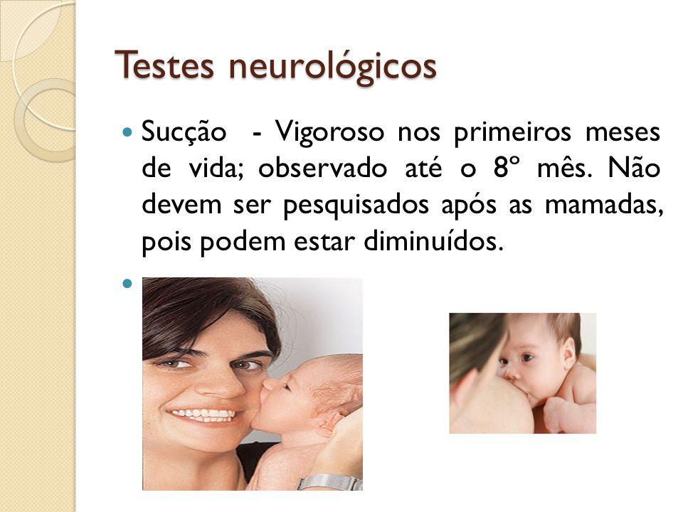 Testes neurológicos