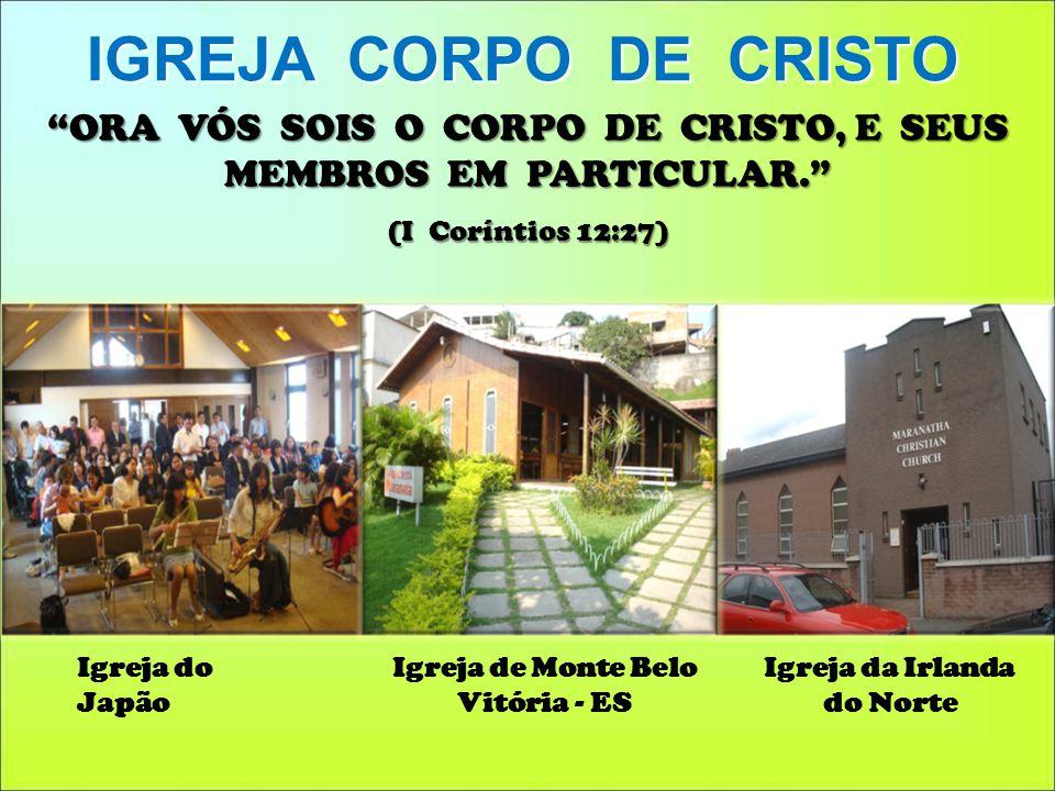Igreja de Monte Belo Vitória - ES Igreja da Irlanda do Norte