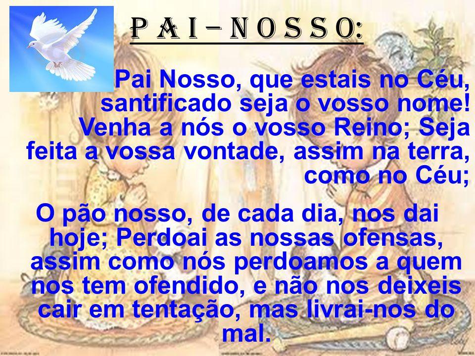 P A I – N O S S O: