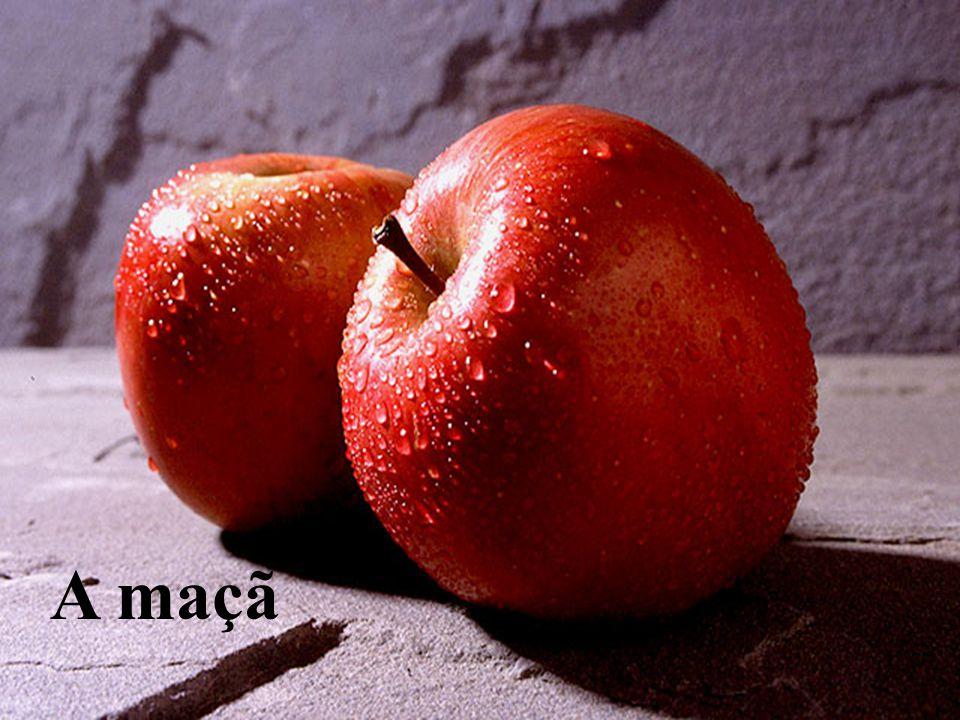 A maçã