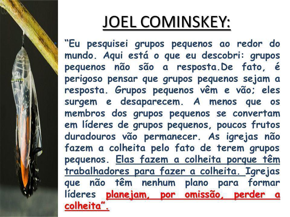 JOEL COMINSKEY: