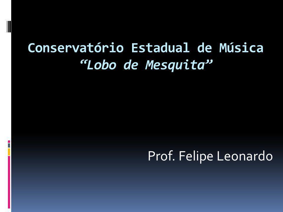 Conservatório Estadual de Música Lobo de Mesquita
