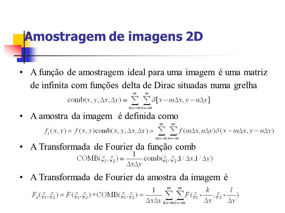 Amostragem de imagens 2D