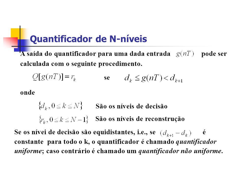 Quantificador de N-níveis