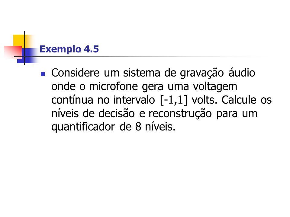 Exemplo 4.5