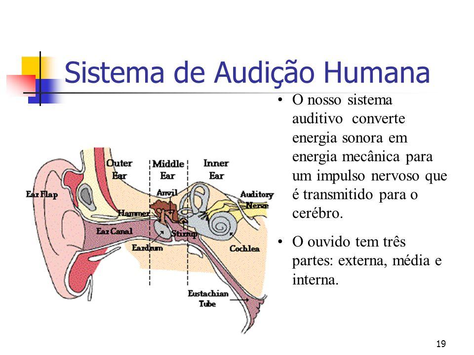 Sistema de Audição Humana
