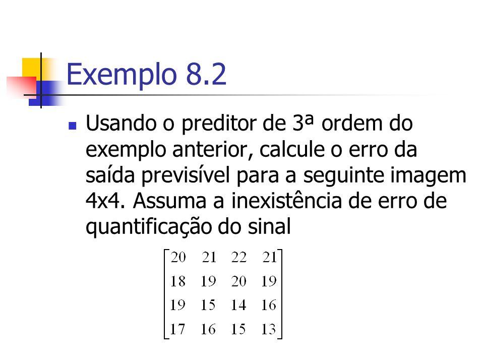 Exemplo 8.2