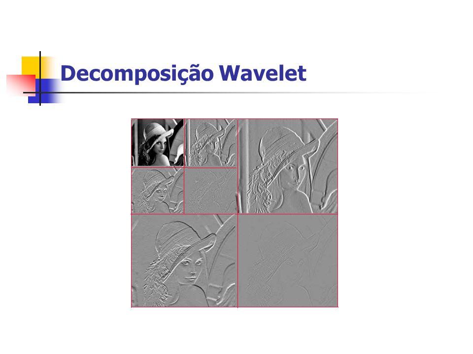Decomposição Wavelet