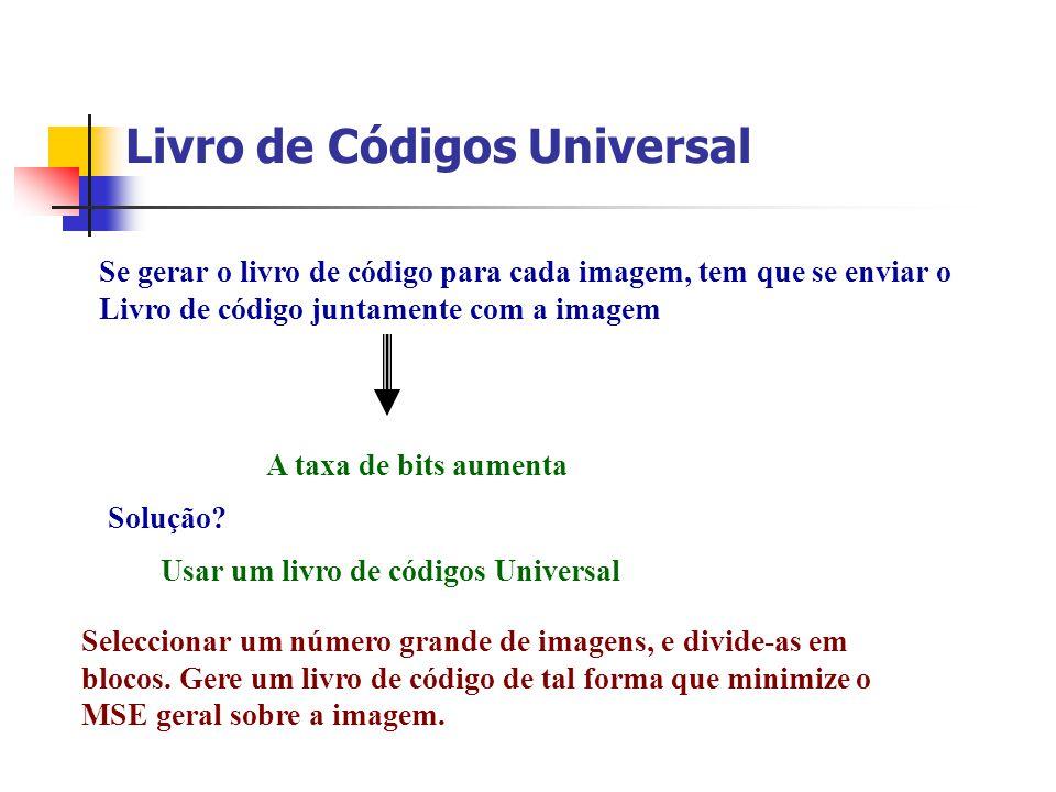 Livro de Códigos Universal