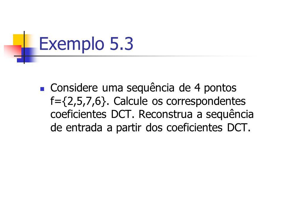 Exemplo 5.3