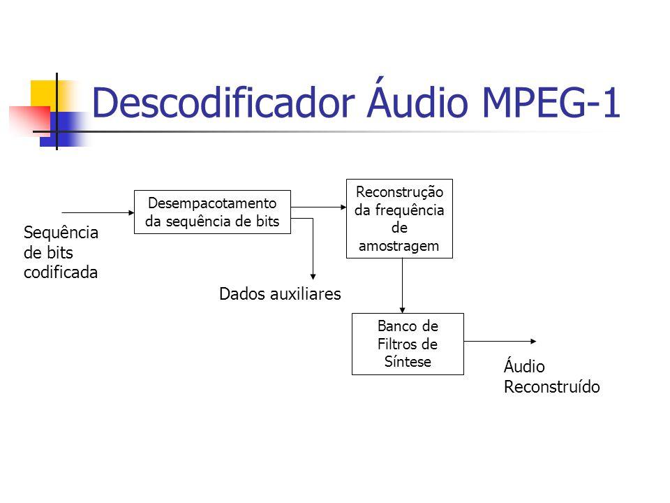 Descodificador Áudio MPEG-1
