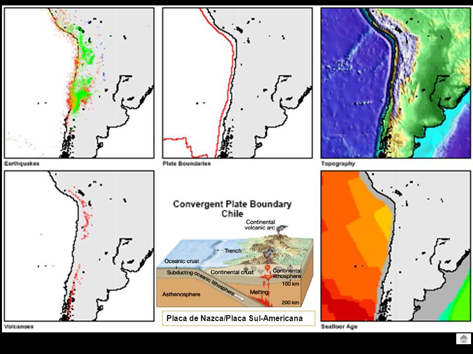 Placa de Nazca/Placa Sul-Americana