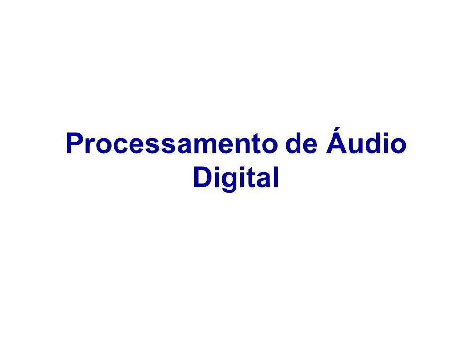 Processamento de Áudio Digital